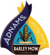 Adnams 'Barley Mow' Pump Clip