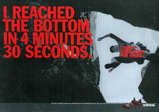 Adidas - Didn't come down'  (a)005-01