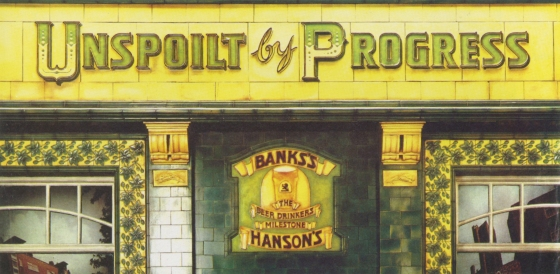 Bank's, 'Unspoilt', John Knight, TBWA-01