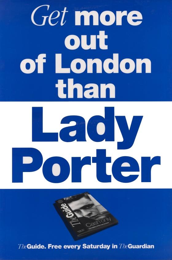 lady porter