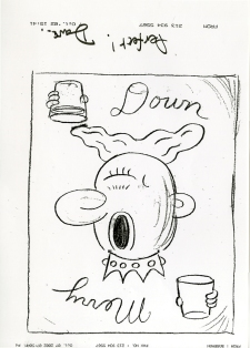 Merrydown, Gary Baseman Rough 2, %22Down%22.jpg-01