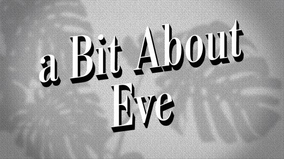 bit about eve