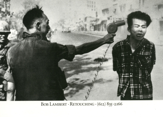Fallon McElligott, Bob Lambert 'Viet Cong'-01