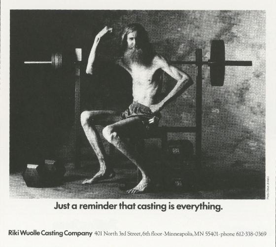 Fallon McElligott, Casting 'Weights'-01