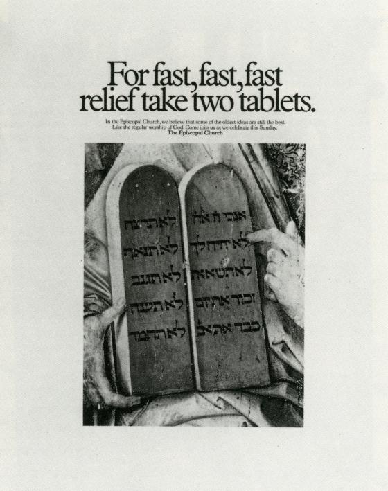 Fallon McElligott, Episcopal, 'Tablets'-01