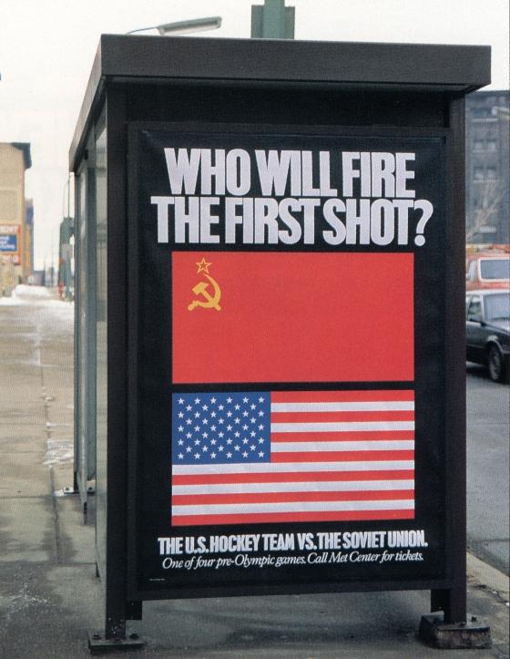 Fallon McElligott, Hockey 'USA v USSR'-01