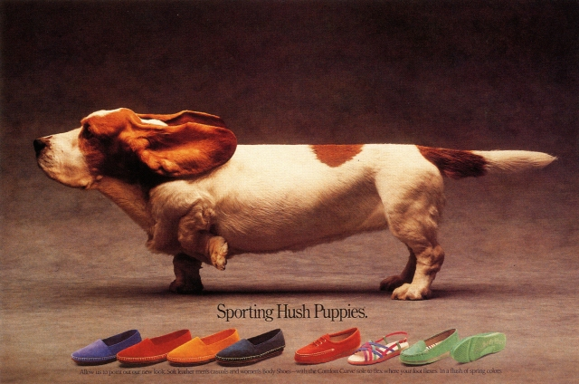 Fallon McElligott, Hush Puppies 'Sporting'-01