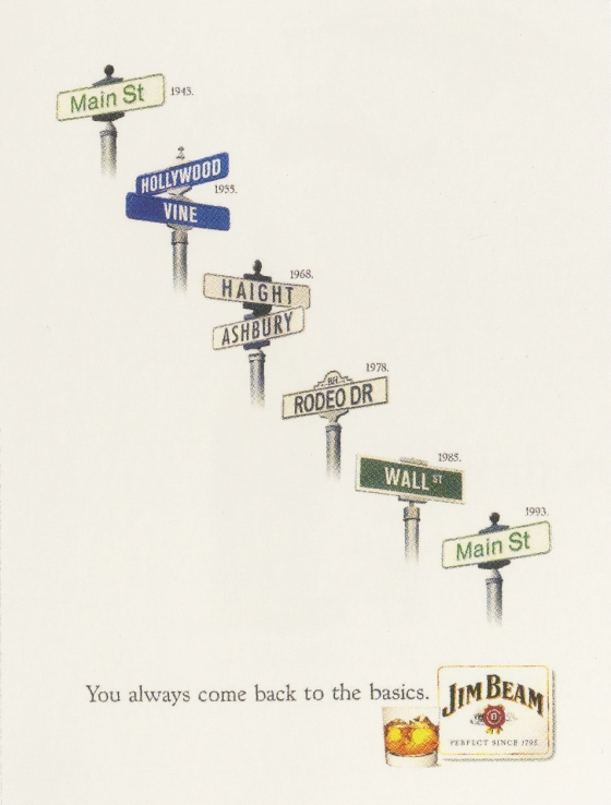Fallon McElligott, Jim Beam 'Signs'-01
