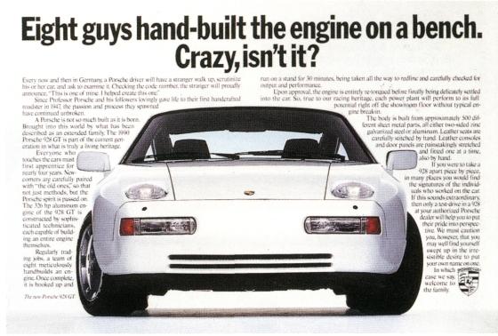 Fallon McElligott, Porsche 'Crazy'-01