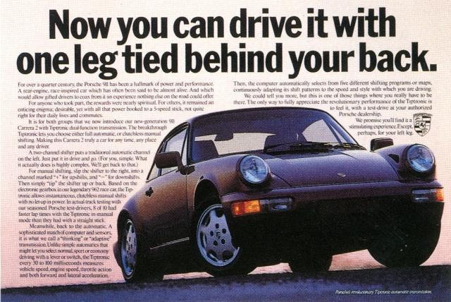 Fallon McElligott, Porsche 'Leg'-01