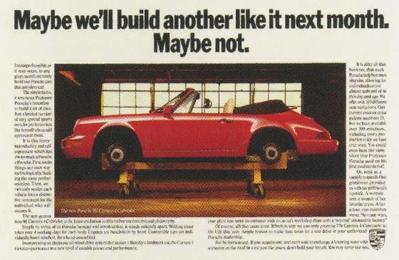 Fallon McElligott, Porsche 'Maybe not'-01