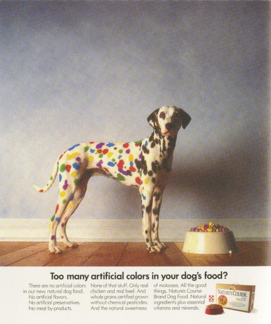 Fallon McElligott, Purina 'Colours'-01