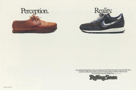 Fallon McElligott, Rolling Stone 'Shoes'-01