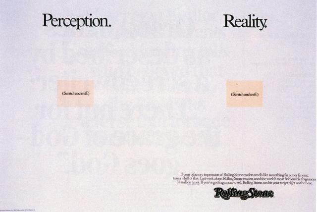 Fallon McElligott, Rolling Stone 'Sniff'-01