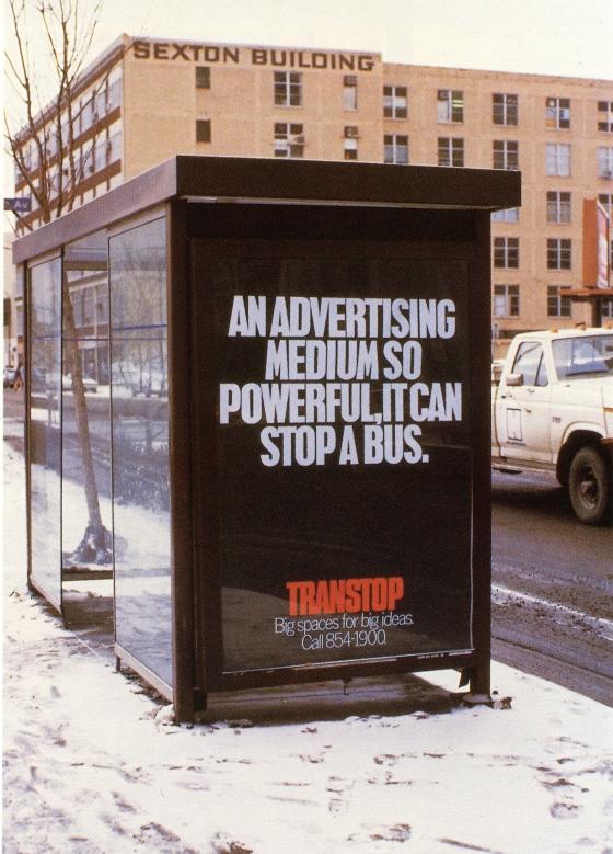Fallon McElligott, 'Stop A Bus'-01