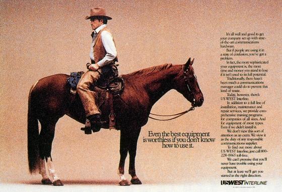 Fallon McElligott, U.S. West 'Backwards'-01