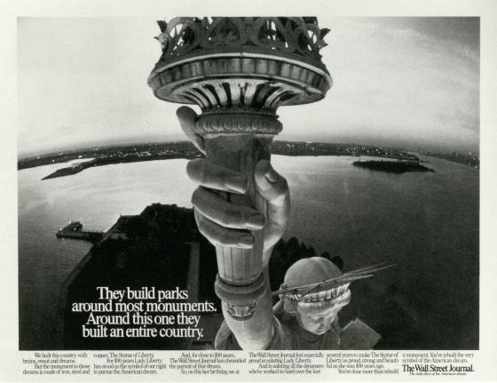 Fallon McElligott,Wall Street Journal 'Country'-01