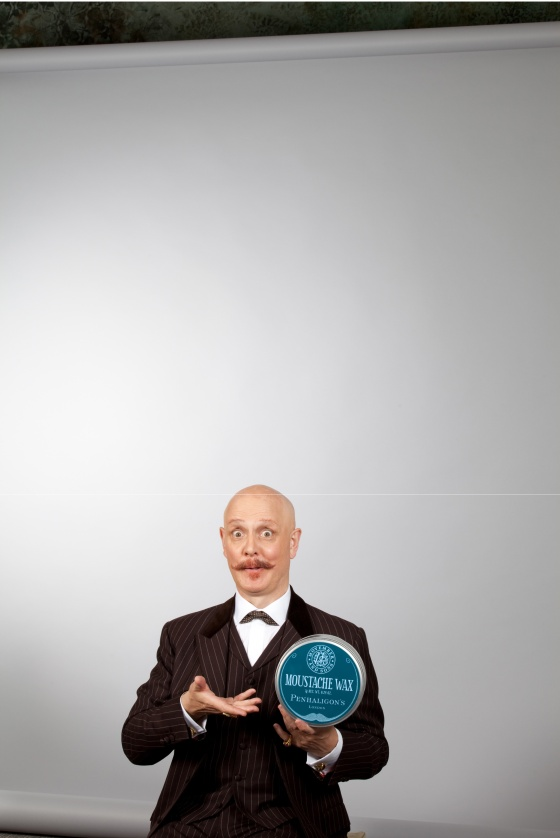 Penhaligans 'Movember Mark Test Shot 1'-01