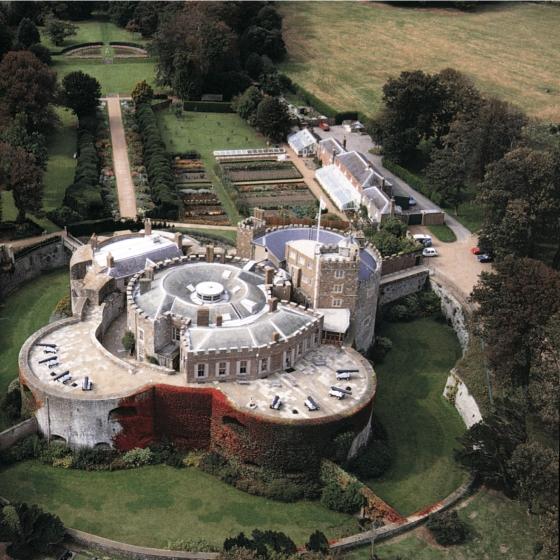 49b Walmer Castle colour2
