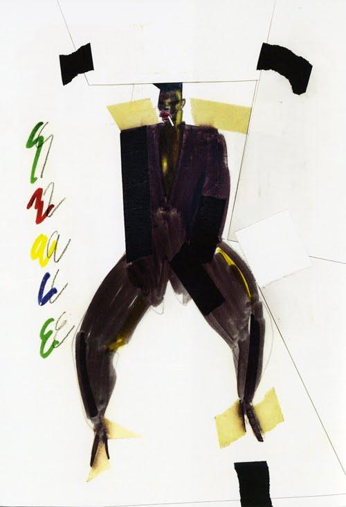 Grace sketch 1978
