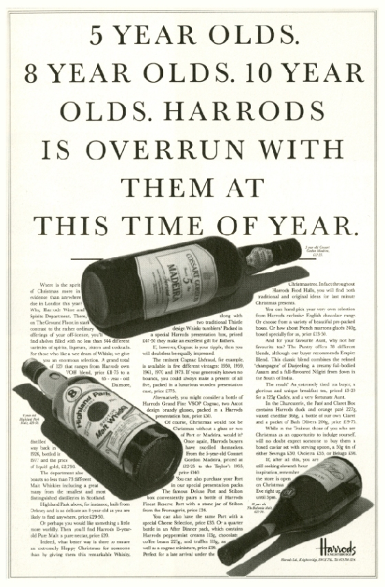 Leagas Delaney, Harrod's '3 Year Olds'-01