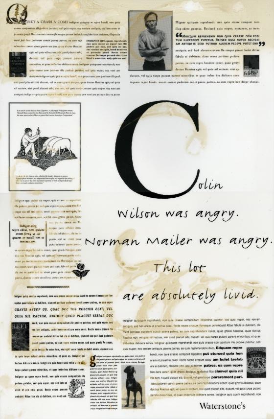 Waterstones 'Colin Wilson'-01