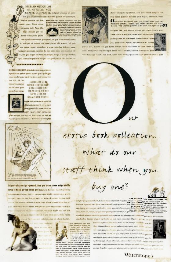Waterstones 'Erotic Books'-01