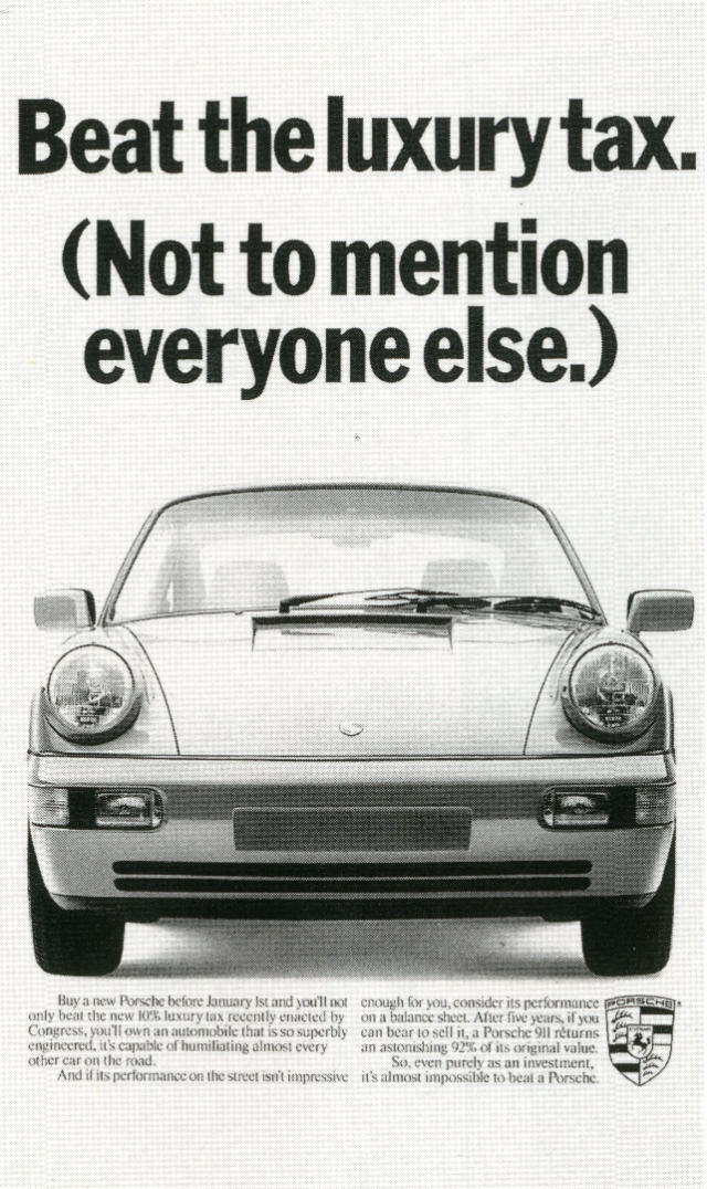 Fallon McElligott, Porsche 'Beat'-01