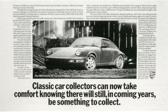 Fallon McElligott, Porsche Collect'-01