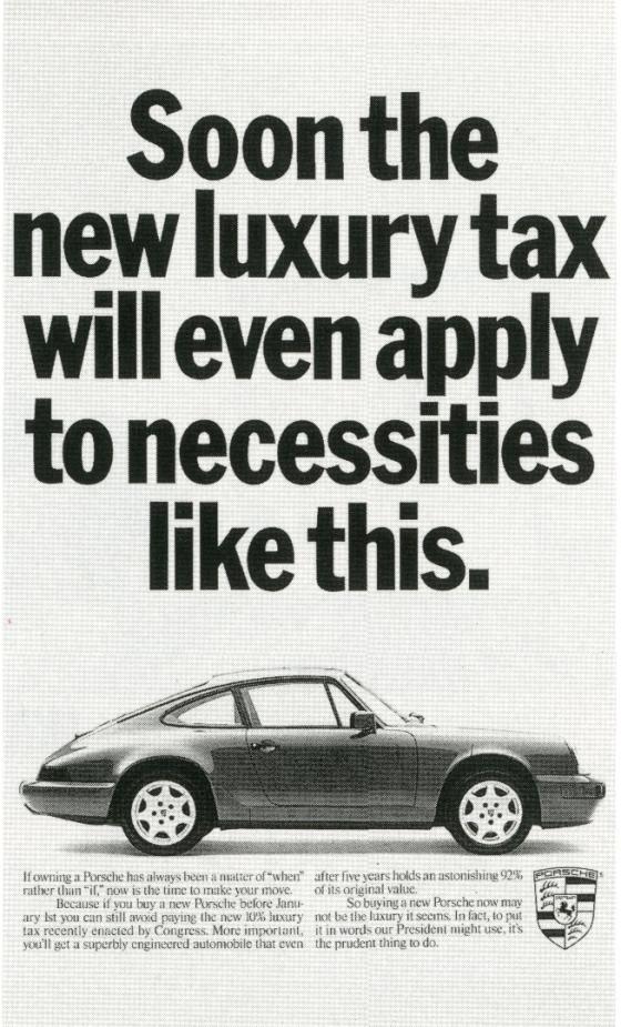 Fallon McElligott, Porsche 'Necessities'-01