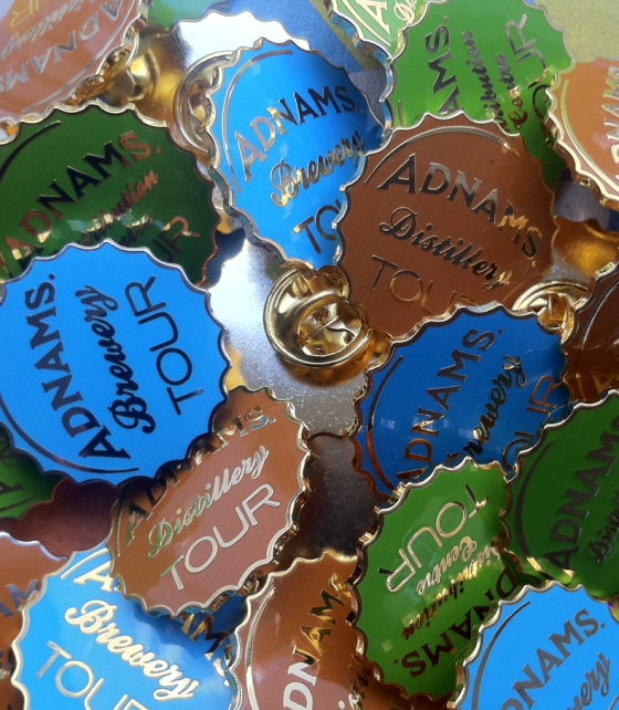 Adnams Badges