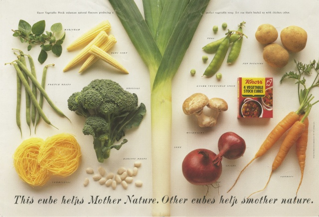 Knorr 'Smother Nature' -01