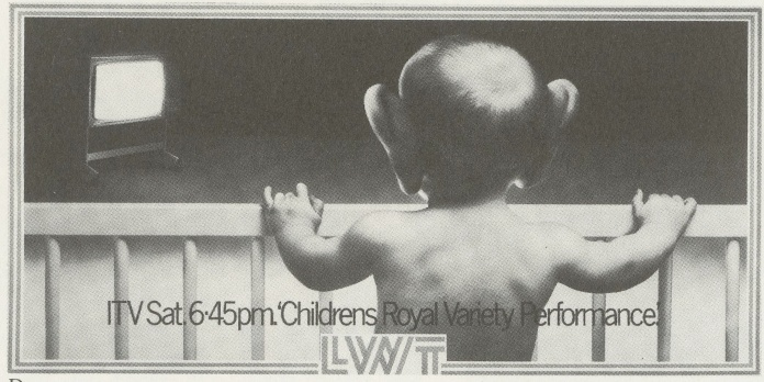 LWT 16. 'Children's Royal Variety'-01