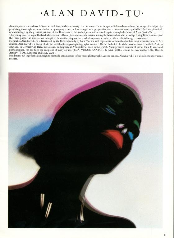 Alan David Tu - Black Face-01