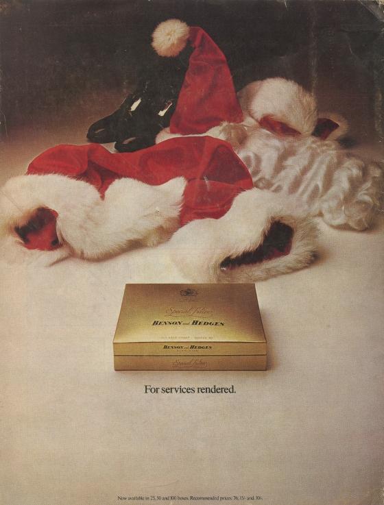 B&H Gold Box 'Santa' CDP-01