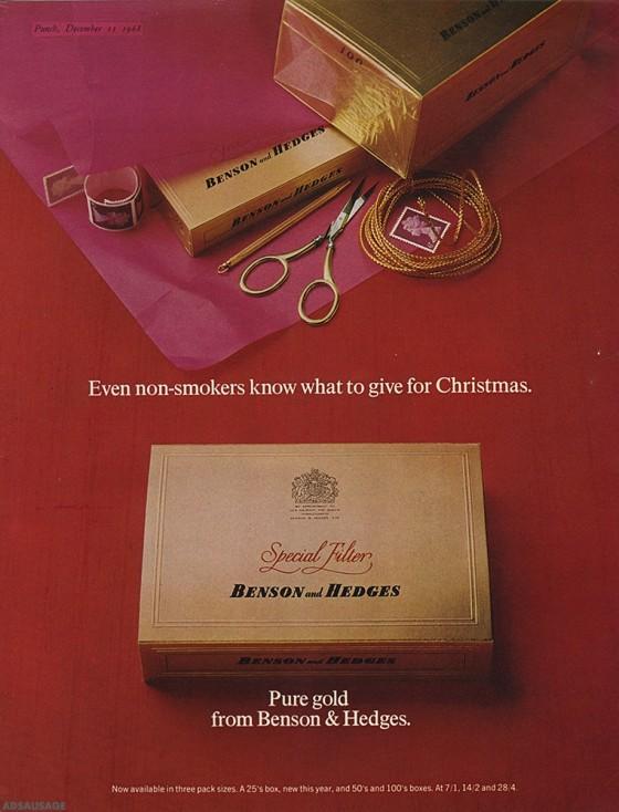 B&H Gold - 'Christmas'