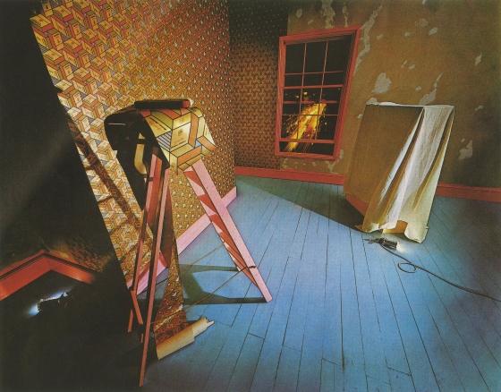 B&H Surreal 'Wallpaper' CDP-01