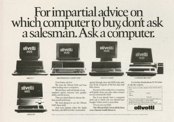 Jeff Stark - Olivetti 'Ask A Computer'-01