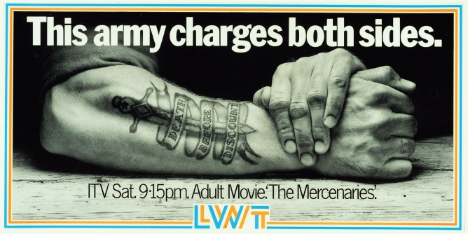 LWT 'The Mercenaries'-01