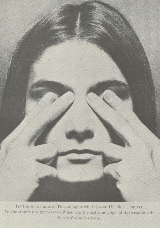 Better Vision Institue 'Fingers'-01
