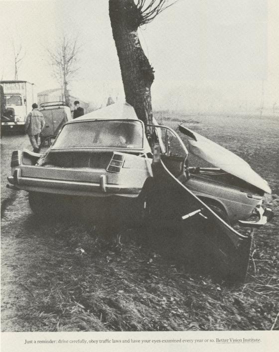 Better Vision Institute 'Crash' Len Sirowitz, DDB-01