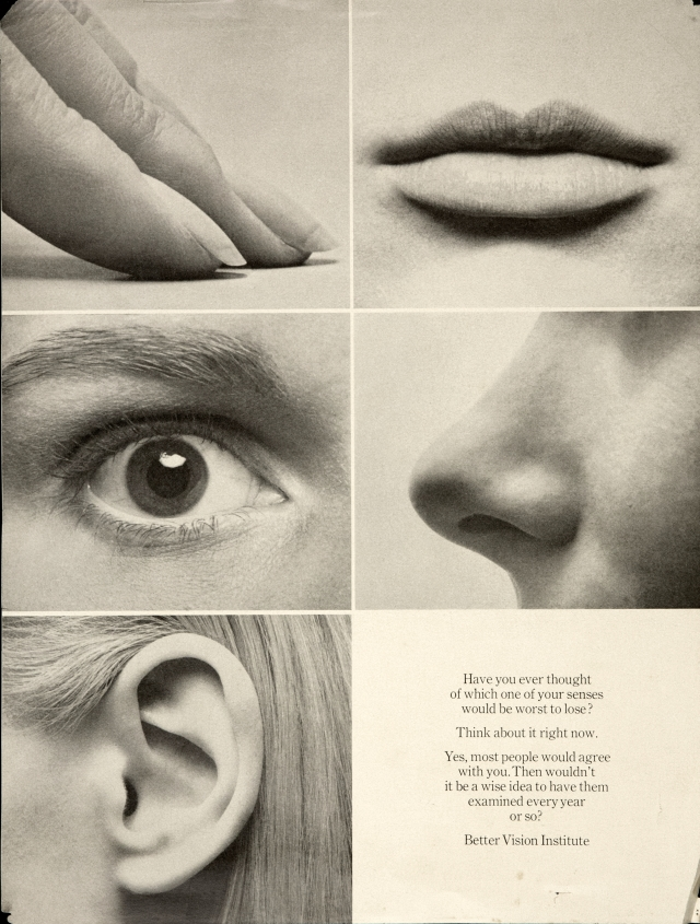 Better Vision Institute 'Ears, Eyes' Len Sirowitz, DDB