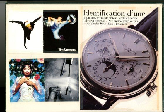Daniel Jounneau : Watch : Tim Simmons : Dave Dye