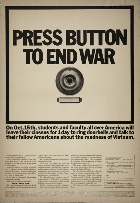 Vietnam 'Press Button' Len Sirowitz, DDB