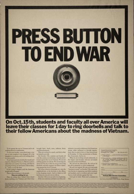 Vietnam 'Press Button' Len Sirowitz, DDB