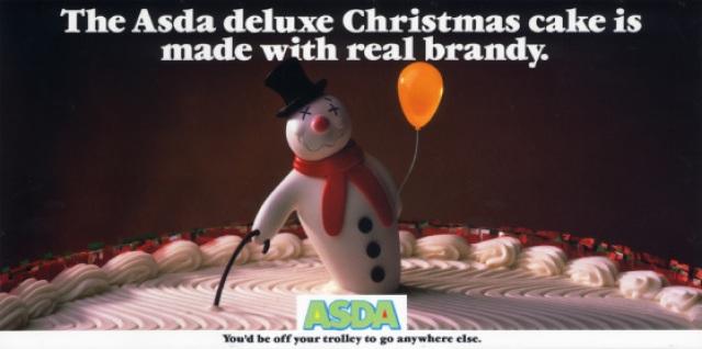 Asda 'Snowman'