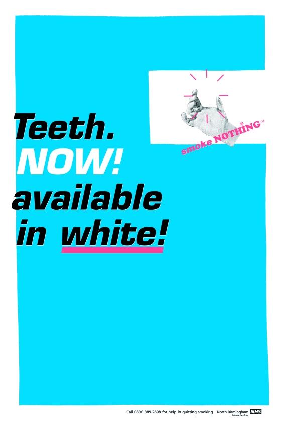 CDD, Anti-smoking 'Whiter Teeth'-01