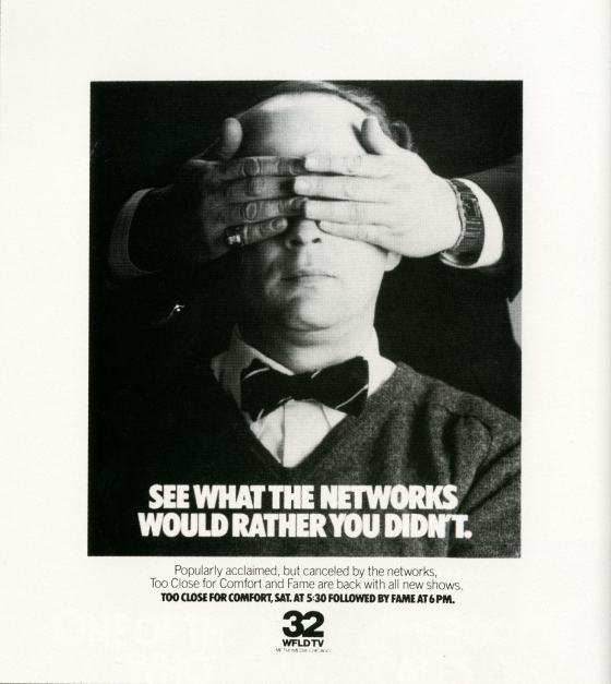 Fallon McElligott 'See What The Networks'' -01