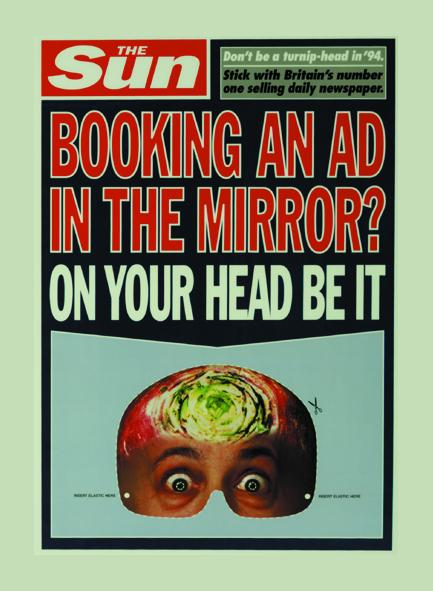 The_Sun_Booking_An_Ad_Mirror