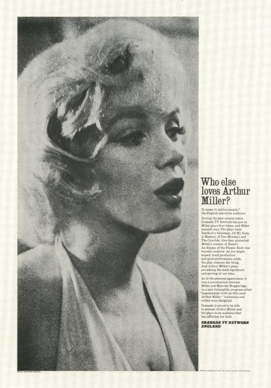 PKL, The First Year, Granada TV 'Marilyn'-01